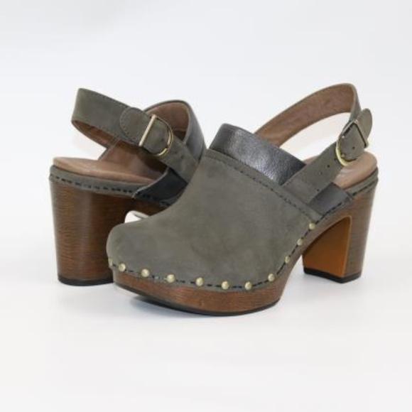 27e72d3c89a9 Dansko Shoes - New Dansko Delle Dress Pump Sandals 38 7.5 8